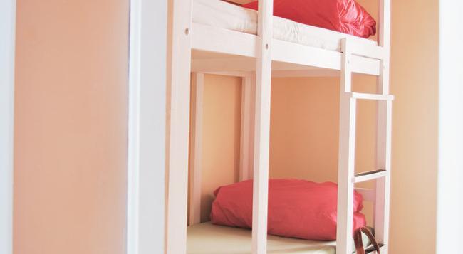 Casa Caracol - 加的斯市 - 臥室