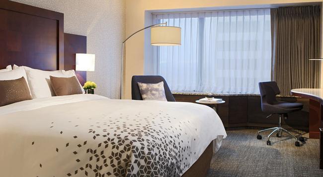 Renaissance Seattle Hotel - 西雅圖 - 臥室