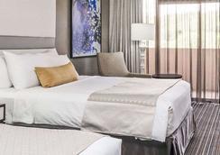 塔爾薩溫德姆酒店 - Tulsa - 臥室