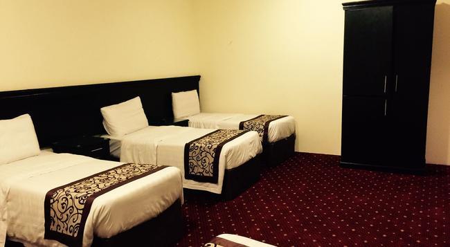 Manazel Alkhair Wa Albaraka Hotel - 麥加 - 臥室