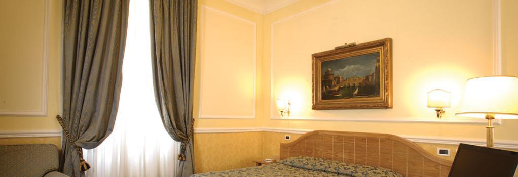 Hotel Giglio dell'Opera - 羅馬 - 臥室
