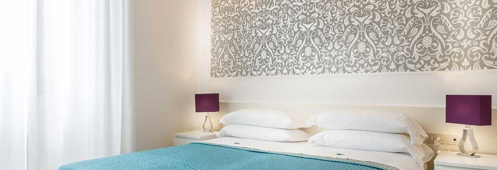Traiano Hotel - 羅馬 - 臥室