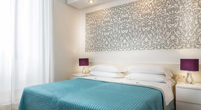 Hotel Traiano - 羅馬 - 臥室