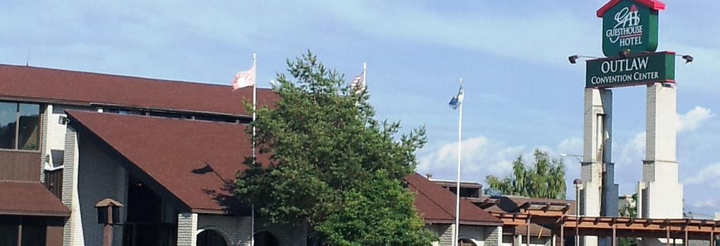 FairBridge Inn & Suites, Kalispell - 卡利斯佩爾 - 建築