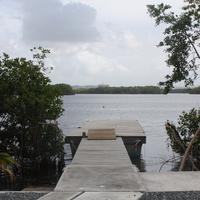 Tarpon's Nest Lodge Our Private Dock