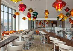 亞歷山大,一間溫馨的酒店 - 印第安納波利斯 - 休閒室