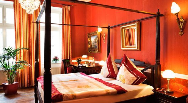 Honigmond Hotel - 柏林 - 臥室