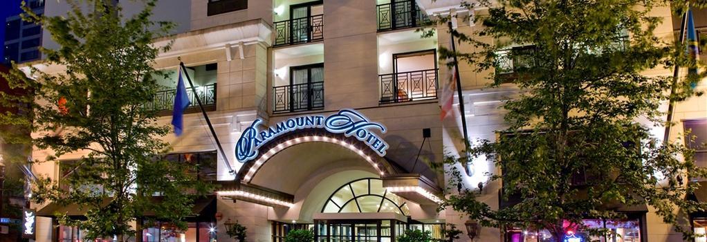 The Paramount Hotel - 波特蘭 - 建築