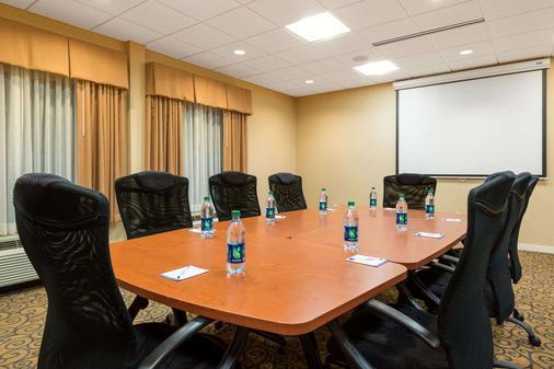 丹佛國際機場貝蒙特旅館套房酒店 - 丹佛 - 會議室