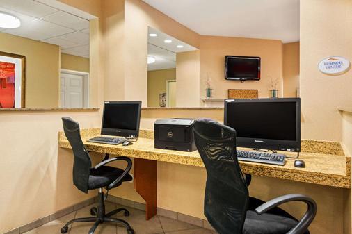 丹佛國際機場貝蒙特旅館套房酒店 - 丹佛 - 商務中心