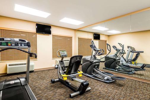 丹佛國際機場貝蒙特旅館套房酒店 - 丹佛 - 健身房