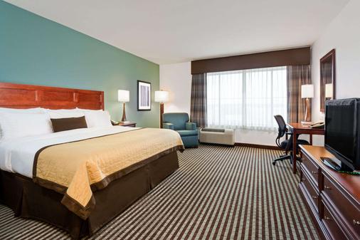 丹佛國際機場貝蒙特旅館套房酒店 - 丹佛 - 臥室