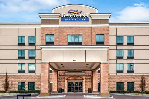 丹佛國際機場貝蒙特旅館套房酒店 - 丹佛 - 建築