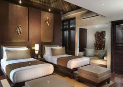 瑪哈巴拉別墅酒店 - 登巴薩 - 臥室