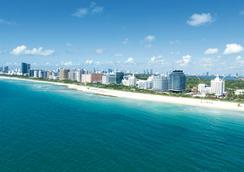 邁阿密廣場海灘RIU酒店 - 邁阿密海灘 - 海灘