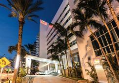 邁阿密廣場海灘RIU酒店 - 邁阿密海灘 - 建築