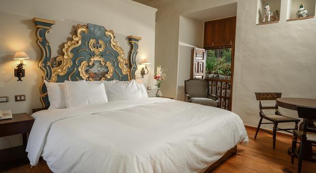 Palacio Manco Capac by Ananay Hotels - 庫斯科 - 臥室