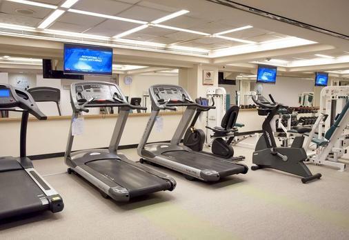台北凱撒大飯店 - 台北 - 健身房