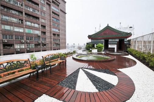 台北凱撒大飯店 - 台北 - 室外景