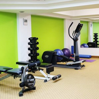 Quality Hotel & Suites Downtown Health club