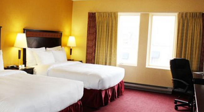Quality Hotel & Suites Downtown - Montreal - 臥室