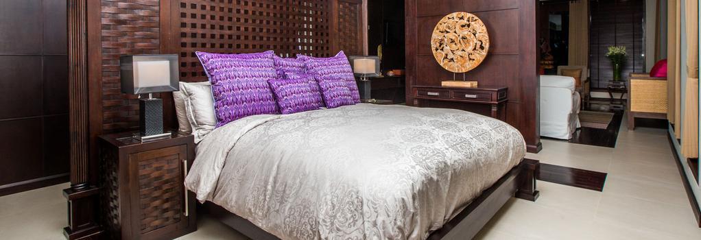 Luxe Villas Bali - 烏布 - 臥室
