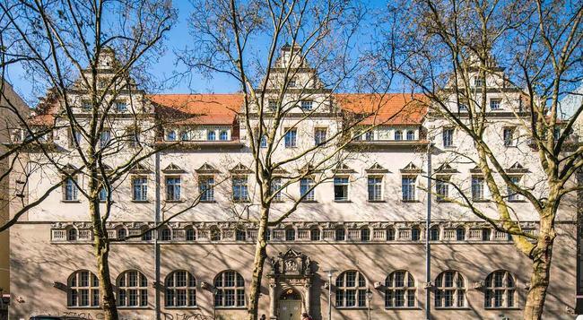 Hotel Oderberger - 柏林 - 建築