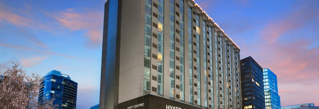Hyatt Centric Arlington - 阿林頓 - 建築