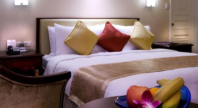 Sunworld Dynasty Hotel Taipei - 台北 - 臥室