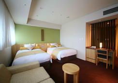 格拉斯麗新宿酒店 - 東京 - 臥室