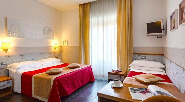 Hotel Marcantonio - 羅馬 - 臥室