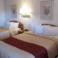 Red Roof Inn Kingman Guestroom
