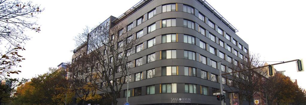 Sana Berlin Hotel - 柏林 - 建築