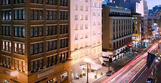 泰姬陵坎普頓廣場酒店 - 三藩市 - 建築
