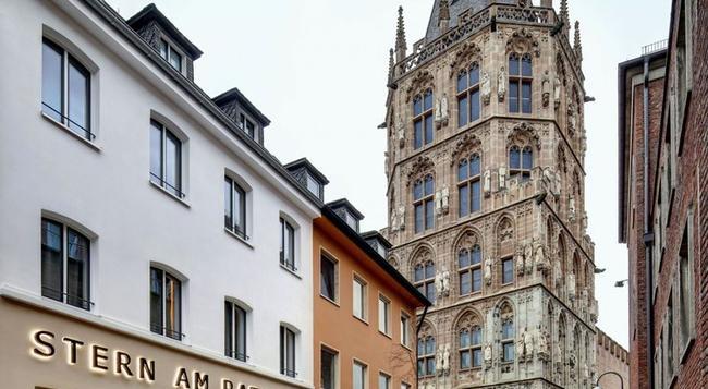 Stern am Rathaus - 科隆 - 室外景