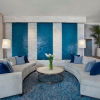Ocean View Hotel Living Area