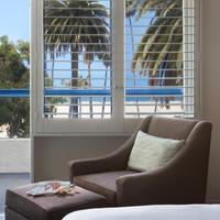 Ocean View Hotel Guest room