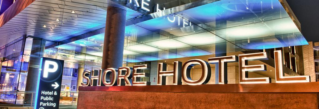 Shore Hotel - 聖莫尼卡 - 建築