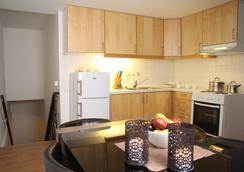 城市中心公寓 - 奧斯陸 - 廚房