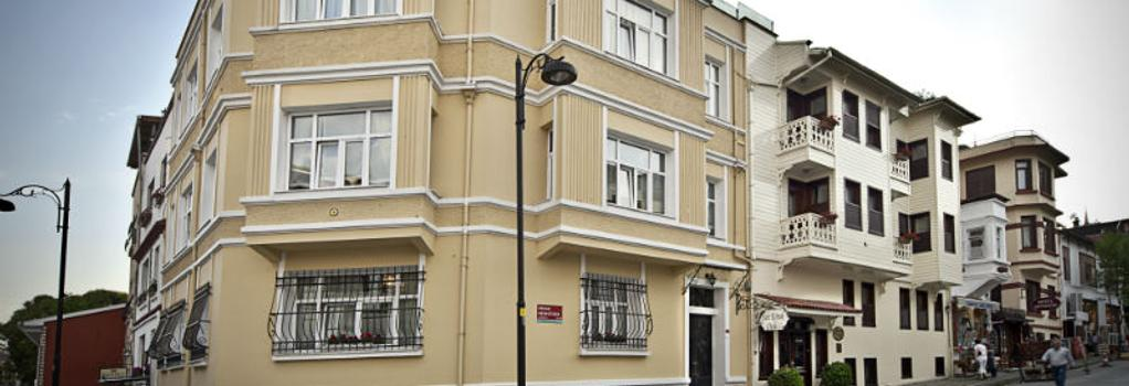 Hotel Sari Konak - 伊斯坦堡 - 建築