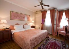 紗麗科納酒店 - 伊斯坦堡 - 臥室