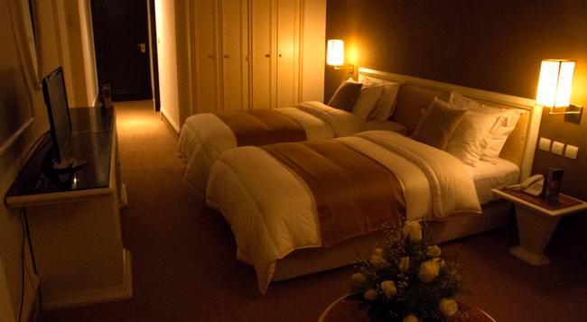Hotel Nassim - 馬拉喀什 - 臥室