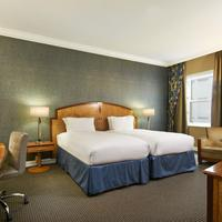 Hilton London Paddington Guest room