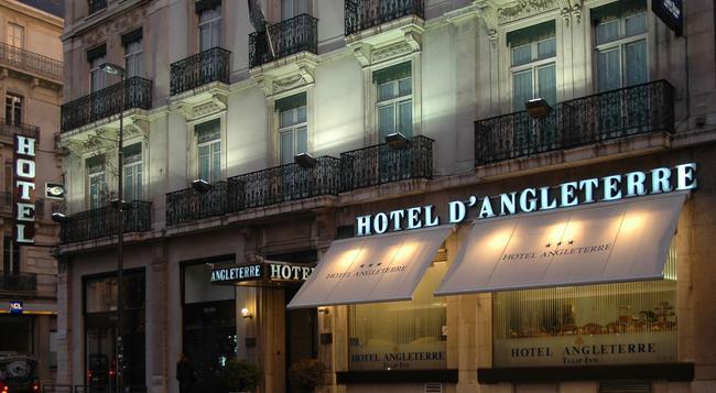 Hotel d'Angleterre Grenoble Hyper-Centre - 格勒諾布爾 - 建築