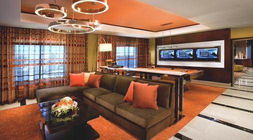 蒙特卡羅酒店 - 拉斯維加斯 - 休閒室