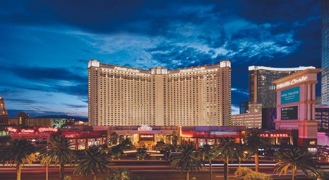 Monte Carlo Resort and Casino - 拉斯維加斯 - 建築