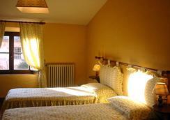 錫耶納托斯卡納旅館 - 錫耶納 - 臥室