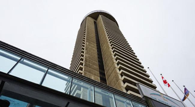 Empire Landmark Hotel - 溫哥華 - 建築