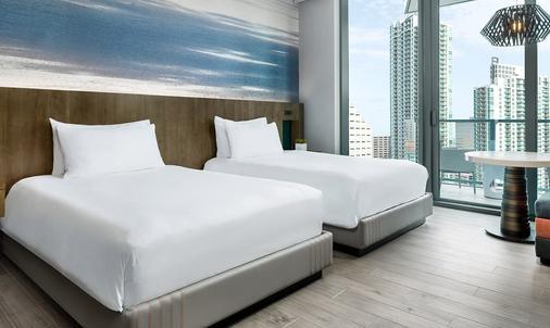 邁阿密之東飯店 - 邁阿密 - 臥室