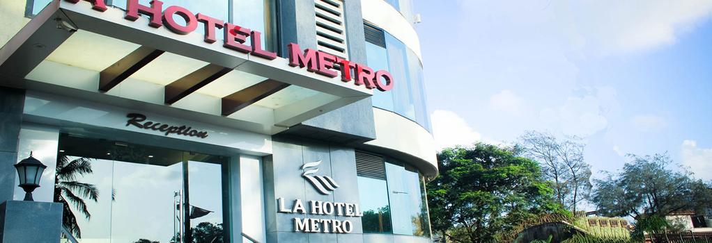 La Hotel Metro - 孟買 - 建築